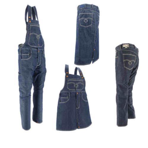 Modèles Godfrieds jeans