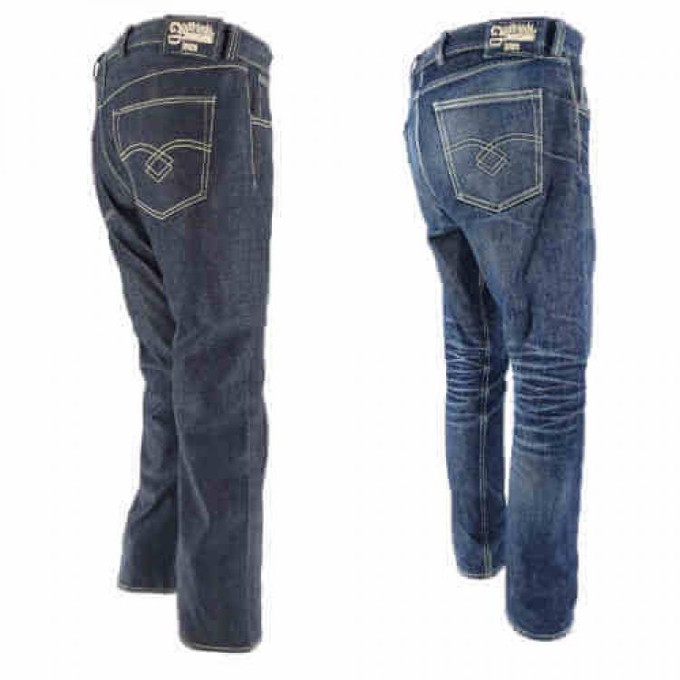 Raw denim Godfrieds jeans